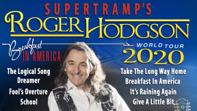 Roger Hodgson at Liverpool Empire