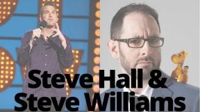 Steve Hall & Steve Williams UK Tour at Studio at New Wimbledon Theatre