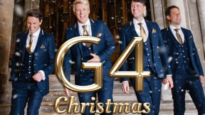 G4 Christmas at Victoria Hall, Stoke-on-Trent