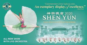 Shen Yun at New Victoria Theatre, Woking