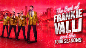 The Best Of Frankie Valli & The Four Seasons at Victoria Hall, Stoke-on-Trent