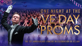 One Night at the V.E Day Proms at The Alexandra, Birmingham