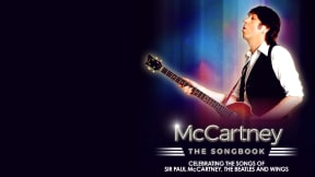 McCartney - The Songbook at New Victoria Theatre, Woking