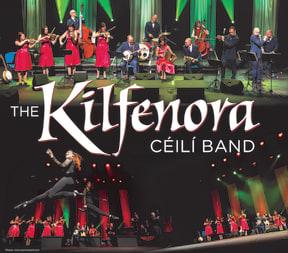 The Kilfenora Ceili Band in Concert at Leas Cliff Hall, Folkestone