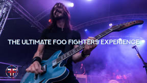 UK Foo Fighters at Aylesbury Waterside Theatre