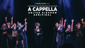 ICCA UK Final 2020 at New Wimbledon Theatre
