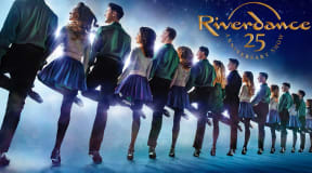 Riverdance - The New 25th Anniversary Show at Regent Theatre, Stoke-on-Trent
