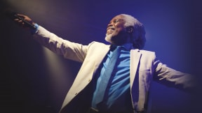 Billy Ocean at Regent Theatre, Stoke-on-Trent