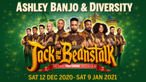 Jack and The Beanstalk at Milton Keynes Theatre