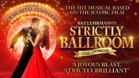 Strictly Ballroom at Liverpool Empire