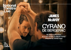 NT - Cyrano de Bergerac, Live Screening at Aylesbury Waterside Second Space