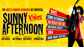 Sunny Afternoon at Theatre Royal Brighton