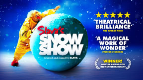 Slava's Snow Show at Opera House Manchester