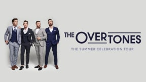 The Overtones at Aylesbury Waterside Theatre