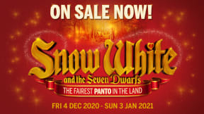 Snow White at New Victoria Theatre, Woking