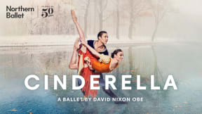 Northern Ballet - Cinderella at Milton Keynes Theatre