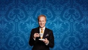 Teacups & Tiaras - William Hanson's History of Etiquette at Richmond Theatre