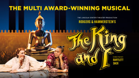 The King and I at New Wimbledon Theatre