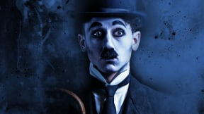 Chaplin: Birth of a Tramp at Studio at New Wimbledon Theatre