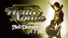 Hello Again... A Tribute to Neil Diamond at Princess Theatre, Torquay