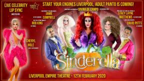 Sinderella - Adult Pantomime at Liverpool Empire