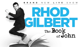 Rhod Gilbert - The Book of John at Princess Theatre, Torquay