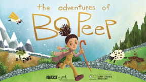 The Adventures of Bo Peep at Aylesbury Waterside Second Space