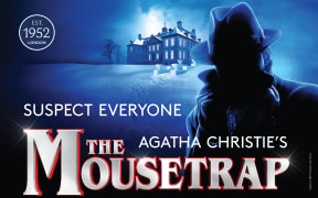 The Mousetrap at Aylesbury Waterside Theatre