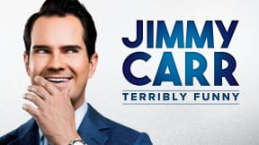 Jimmy Carr - Terribly Funny at Victoria Hall, Stoke-on-Trent