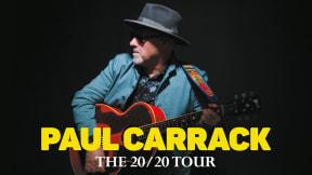 Paul Carrack at Leas Cliff Hall, Folkestone