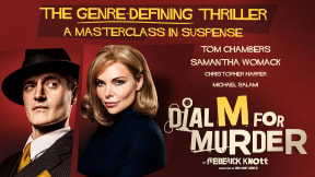 Dial M for Murder at Theatre Royal Brighton