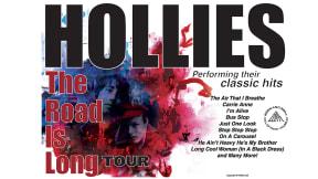The Hollies at Milton Keynes Theatre