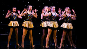 Fly Me to Broadway at Milton Keynes Theatre