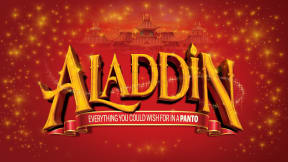 Aladdin at Opera House Manchester
