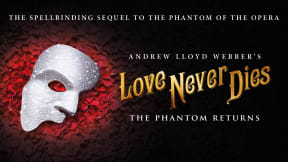 Love Never Dies at Opera House Manchester