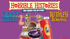 Horrible Histories - Ruthless Romans at Grand Opera House York