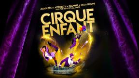 Cirque Enfant at Leas Cliff Hall, Folkestone