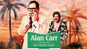 Alan Carr - Not Again, Alan! at Sunderland Empire