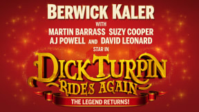 Dick Turpin Rides Again at Grand Opera House York