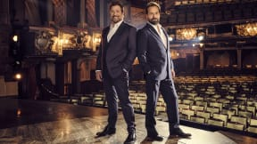 Michael Ball & Alfie Boe: Back Together Encore at Aylesbury Waterside Second Space