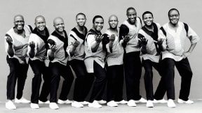Ladysmith Black Mambazo at Grand Opera House York