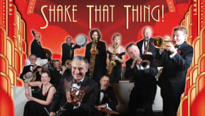 Shake That Thing! at Theatre Royal Brighton