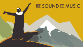The Sound of Music at King's Theatre, Glasgow