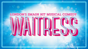 Waitress at Theatre Royal Brighton