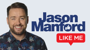 Jason Manford: Like Me at Regent Theatre, Stoke-on-Trent