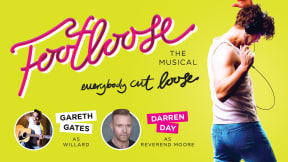 Footloose at Edinburgh Playhouse