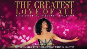 The Greatest Love Of All at Victoria Hall, Stoke-on-Trent