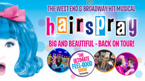 Hairspray The Musical at Sunderland Empire