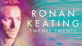 Ronan Keating Twenty Twenty at Liverpool Empire