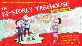 The 13-Storey Treehouse at Milton Keynes Theatre